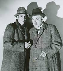 Nigel Bruce - Watson from Sherlock Holmes