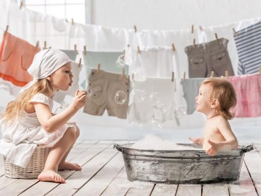 О стирке детских вещей — bel-remontsm