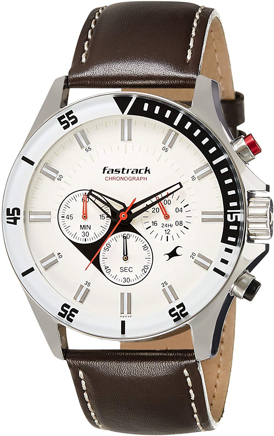 Fastrack ND3072SL01 Big Time Analog Watch