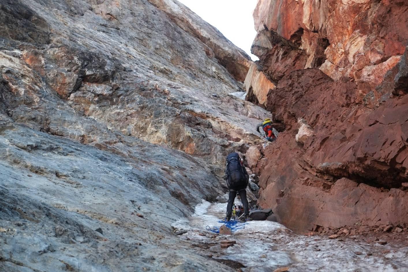 Отчет о горном походе III категории сложности  по Гиссарскому хребту и Фанским горам