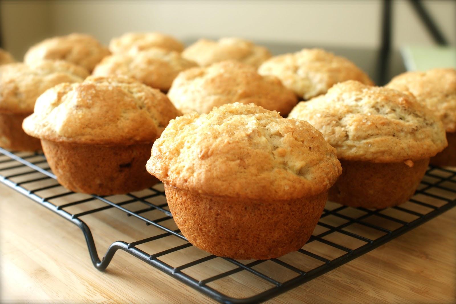 Рецепт кексів або мафінів на сметані та згущеному молоці