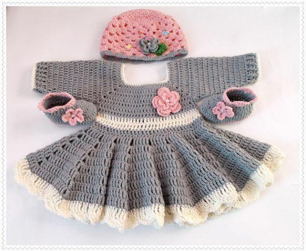 Poważnie Ubranka dla dzieci handmade na drutach schematy: 30+ najpięknych RN66
