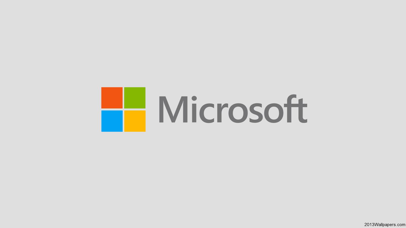 Microsoft Logo Wallpapers - Top Free Microsoft Logo Backgrounds ...