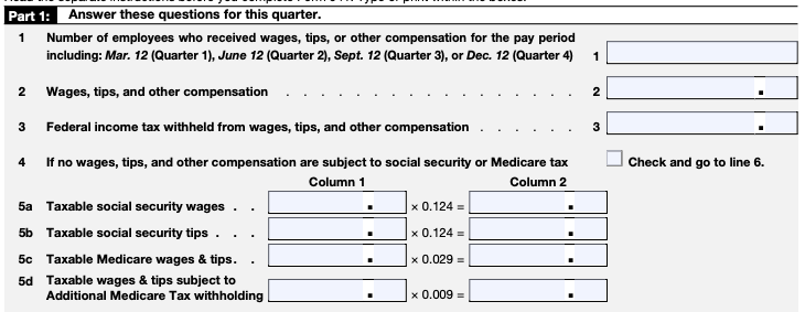 941 form tax calculator  What is IRS Form 9?