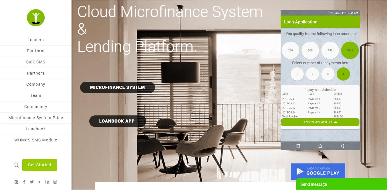Jisort Money Lending Accounting Software
