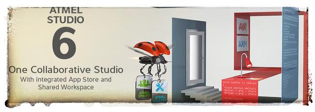 Atmel Studio 6 Logo
