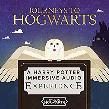Journeys to Hogwarts cover art