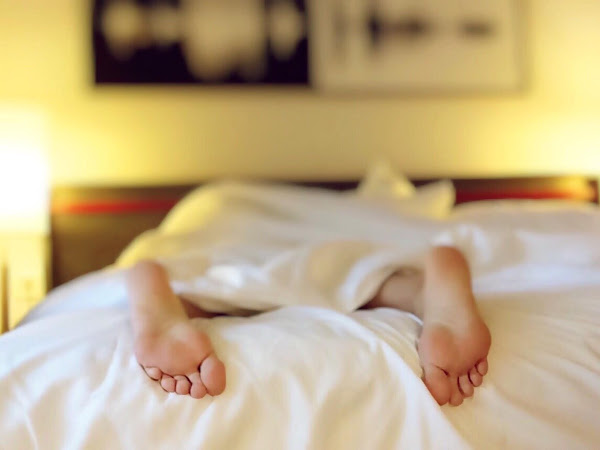 6 Things That Can Really Mess With Your Sleep