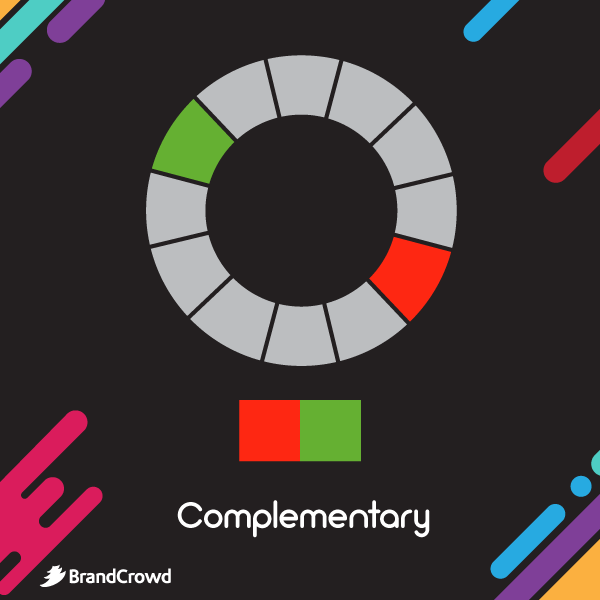 the-image-depicts-the-color-scheme-with-complementary-colors