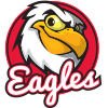 The Reedy Creek Magnet Mascot is an Eagle