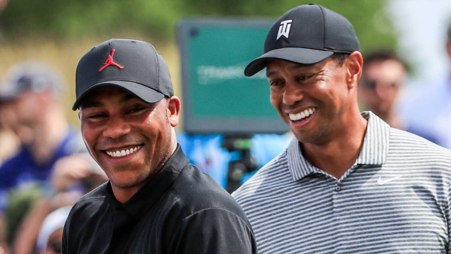 Anh ấy có mối quan hệ tốt với Tiger Woods, và họ sẽ gặp nhau để chơi riêng.