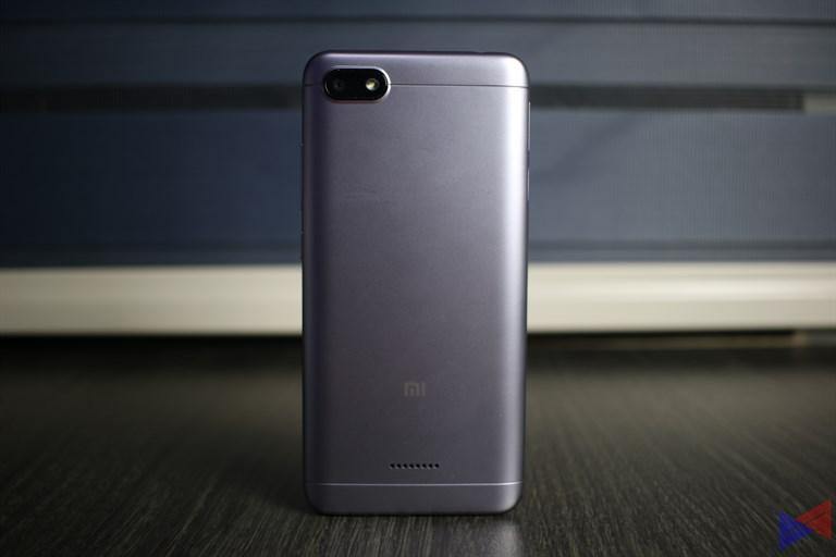 UMIDIGI A3 VS Xiaomi Redmi 6A 4