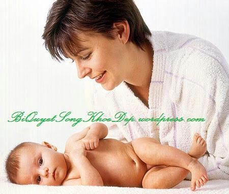 Hãy chăm sóc da sau khi sinh như là liệu pháp chăm sóc hạnh phúc vậy