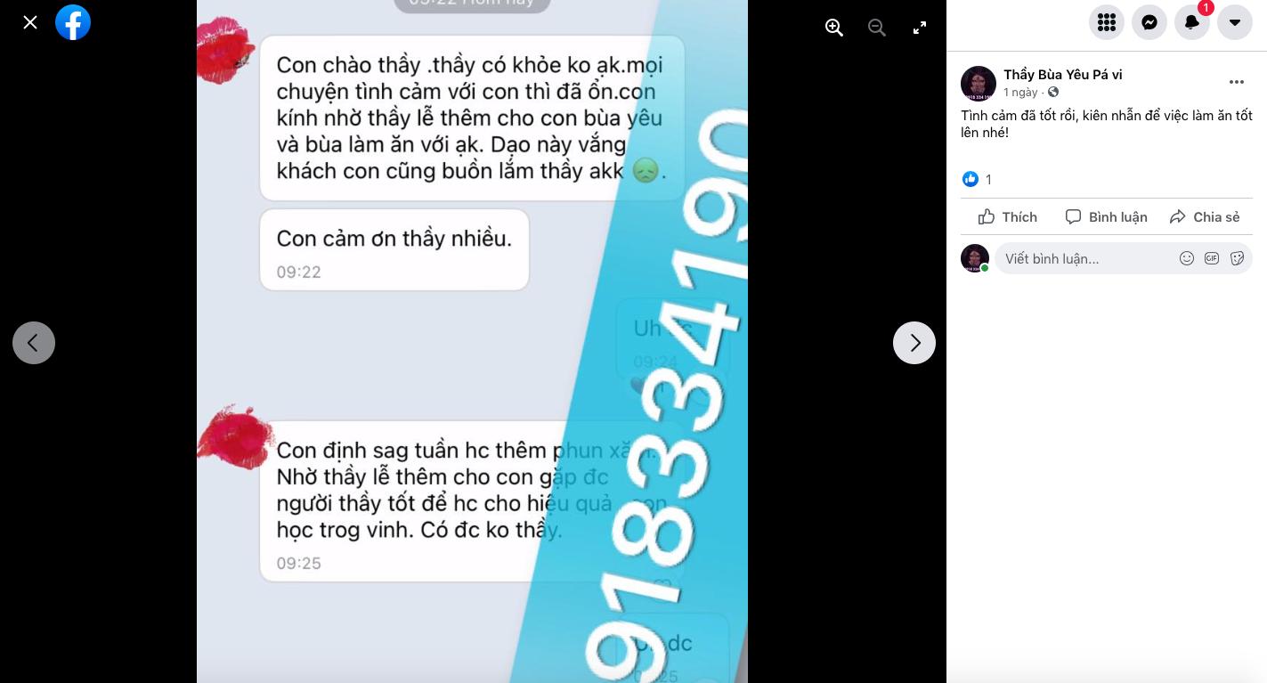 Những thông tin về bùa yêu ở đất nước Lào