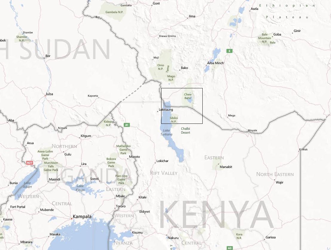 Africa Mount Kenya National ParkNational Forest Kenya GEO - Where is kenya located