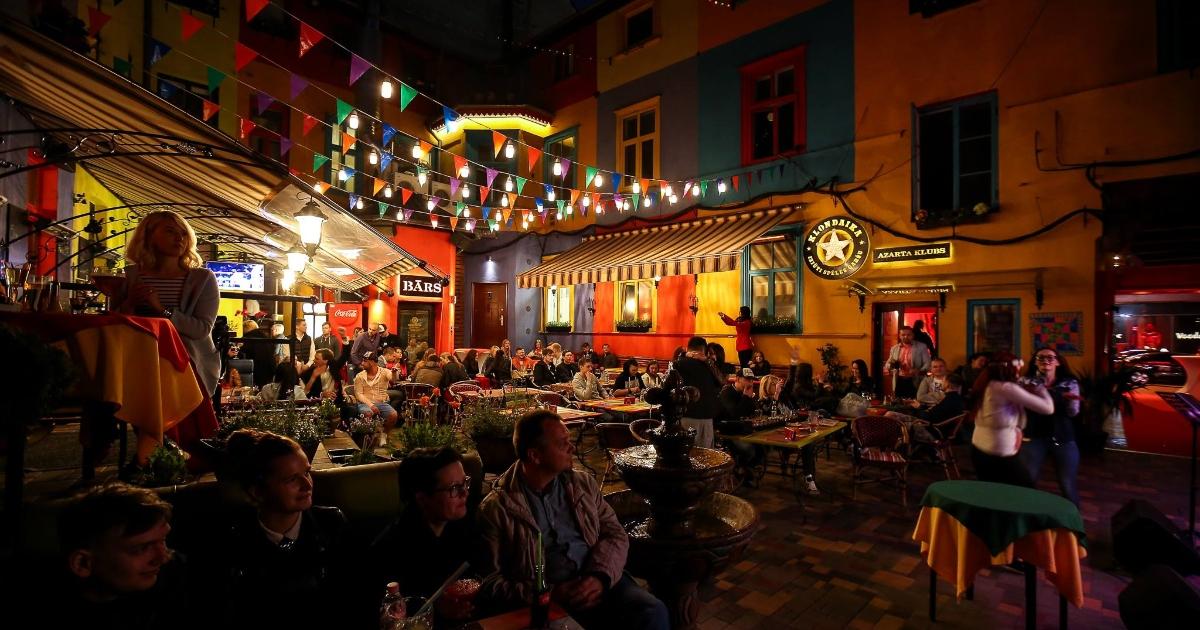tex-mex republic restorāns