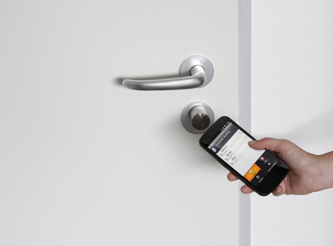 ShareKey smartphone app replaces your house keys