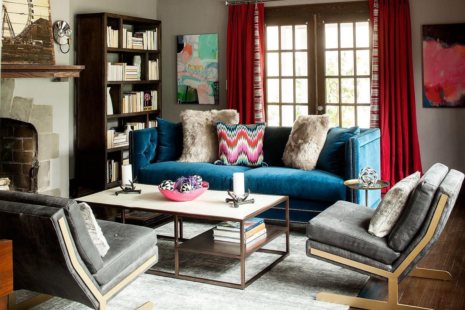 """Desain eclectic merupakan """"kanvas"""" yang membebaskan kreativitas - source: defundtheitu.org"""