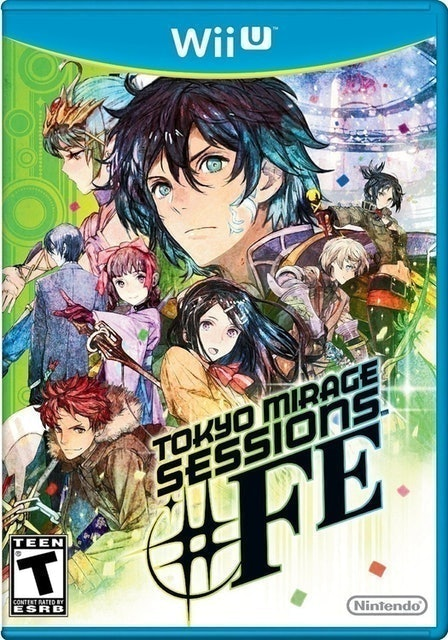 10. Tokyo Mirage Sessions