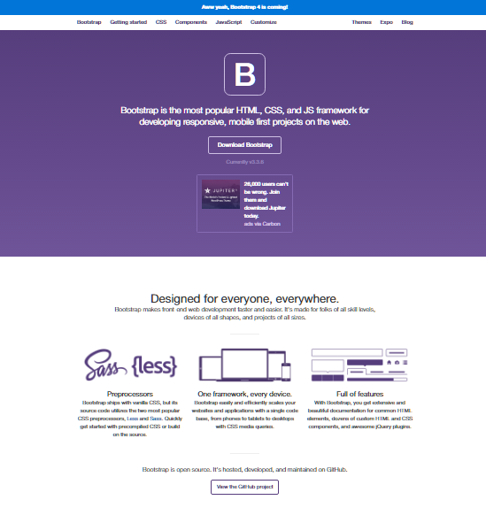 Bootstrap copy