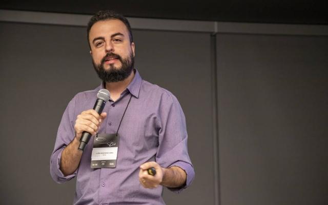 Luís Gustavo Lima, diretor da empresa de inovação ACE