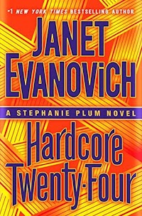Release Date - 11/14/2017  This Jersey girl hits hard—twenty-four seven. The blockbuster Stephanie Plum series continues with Hardcore Twenty-Four from #1 New York Times bestselling Janet Evanovich.