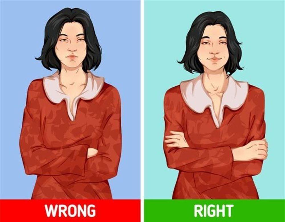 8 ngôn ngữ cơ thể sẽ giúp bạn tự tin, thần thái hơn