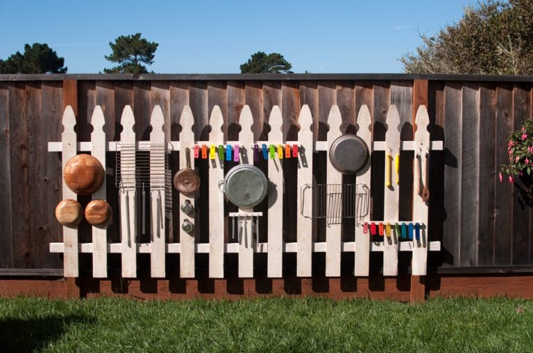 A music fence