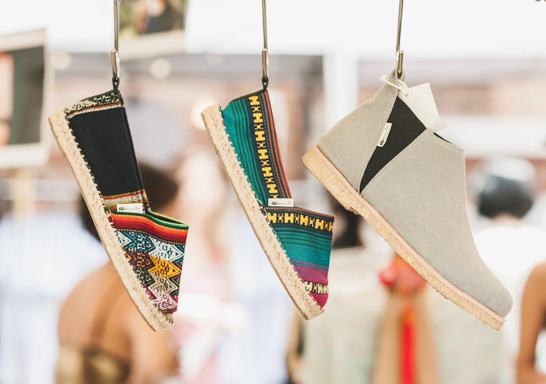 Kasulo: sapato sustentável