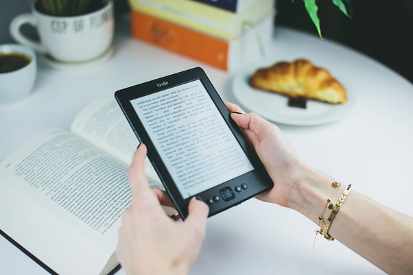 aplicativo de livros digitais