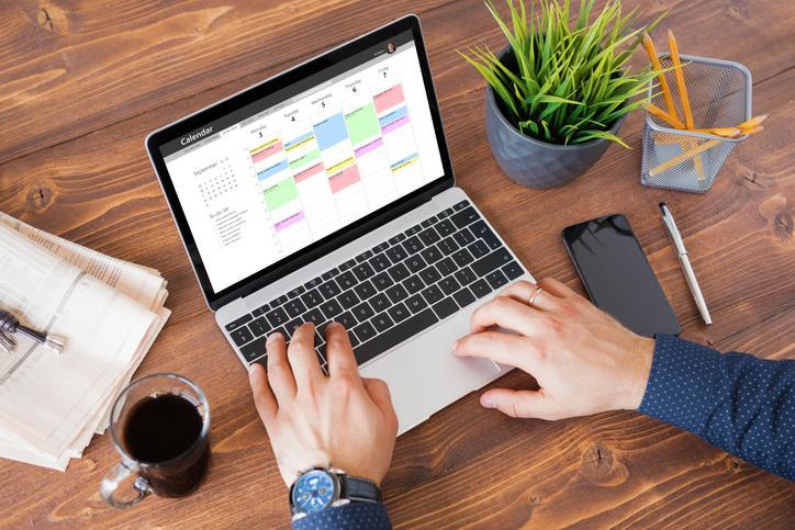 Registro de horas de trabajo Excel