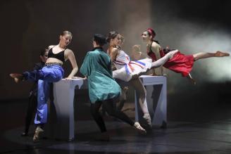 Un ballet para dar ´La vuelta al mundo´