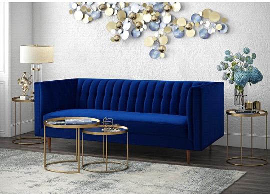 tendências de decoração 2020 - decoradornet - veludo