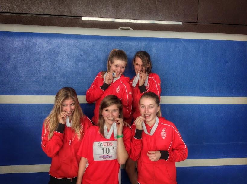 2013-Eliminatoire UBS Kids Cup Team