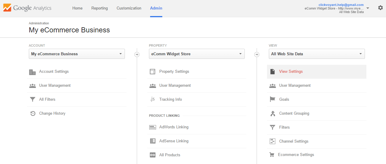Tracking site search in Google Analytics