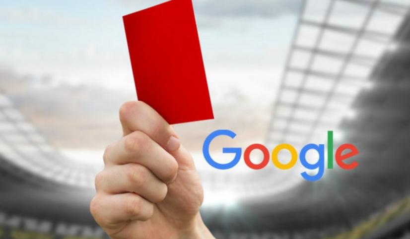 Sử dụng tool dễ bị Google phát hiện ra cho vào danh sách Blacklist