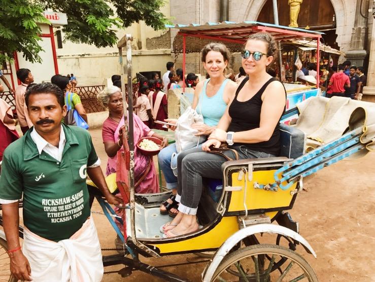 גלית ויינברג ועדי שפירא, מסעות נשים יוניק בוטיק בדרום הודו