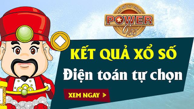 Hãy đến với ketqua.tv để dễ dàng tra cứu kết quả Xổ số Power 6/55