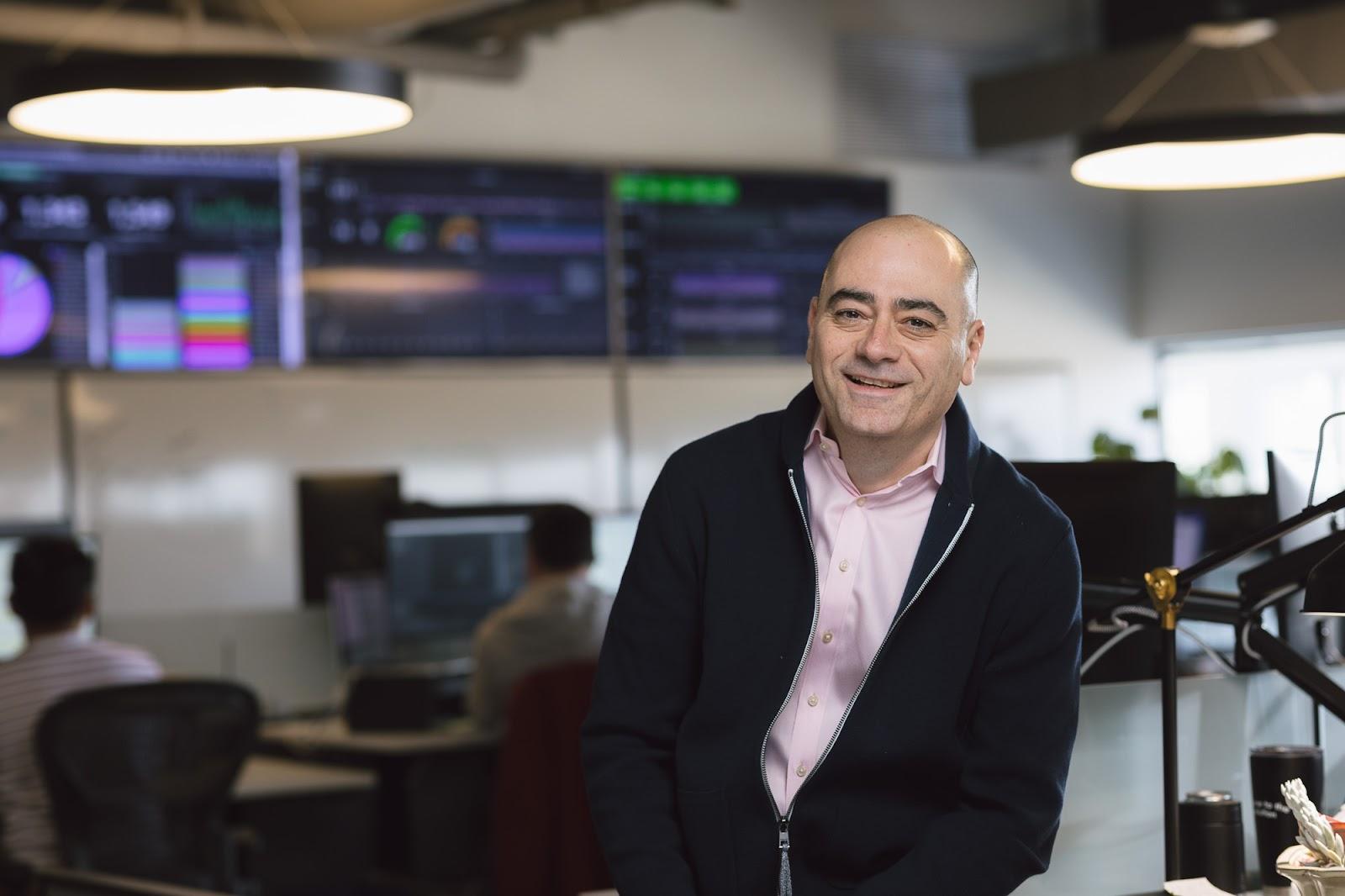 TrinetX's CEO Gadi Lachman