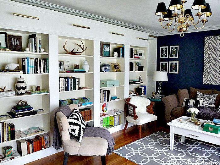 Không gian phòng đọc sách khá mới mẻ và trẻ trung