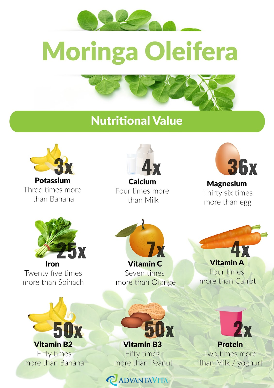 Moringa - A superfood