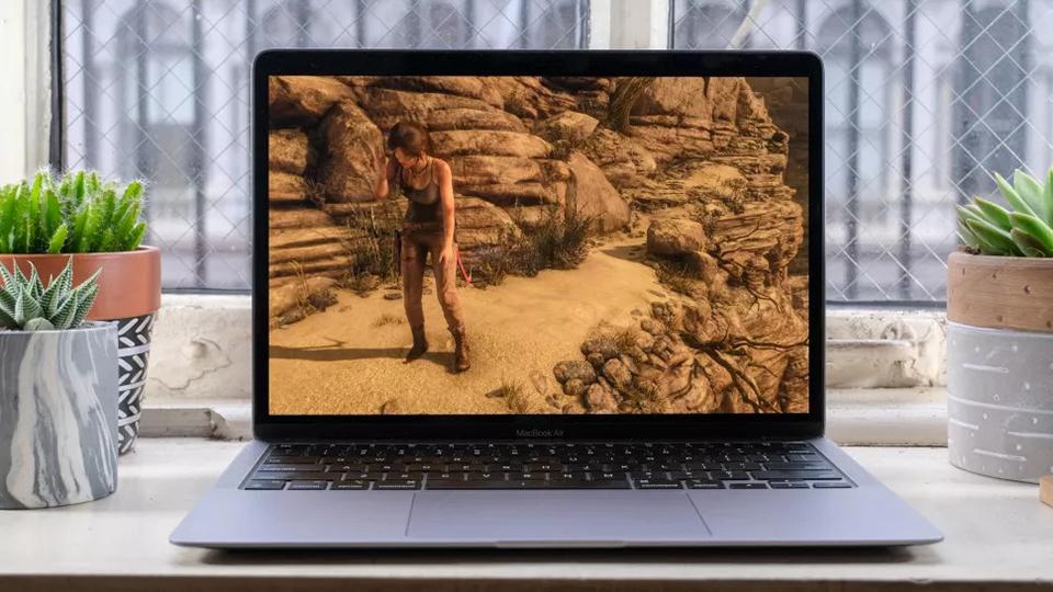 đồ họa MacBook Air 13 2020 M1