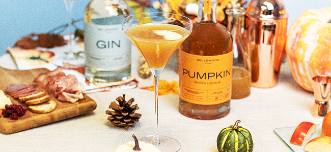 The Pumpkin Patch, The Best Fall Cocktail