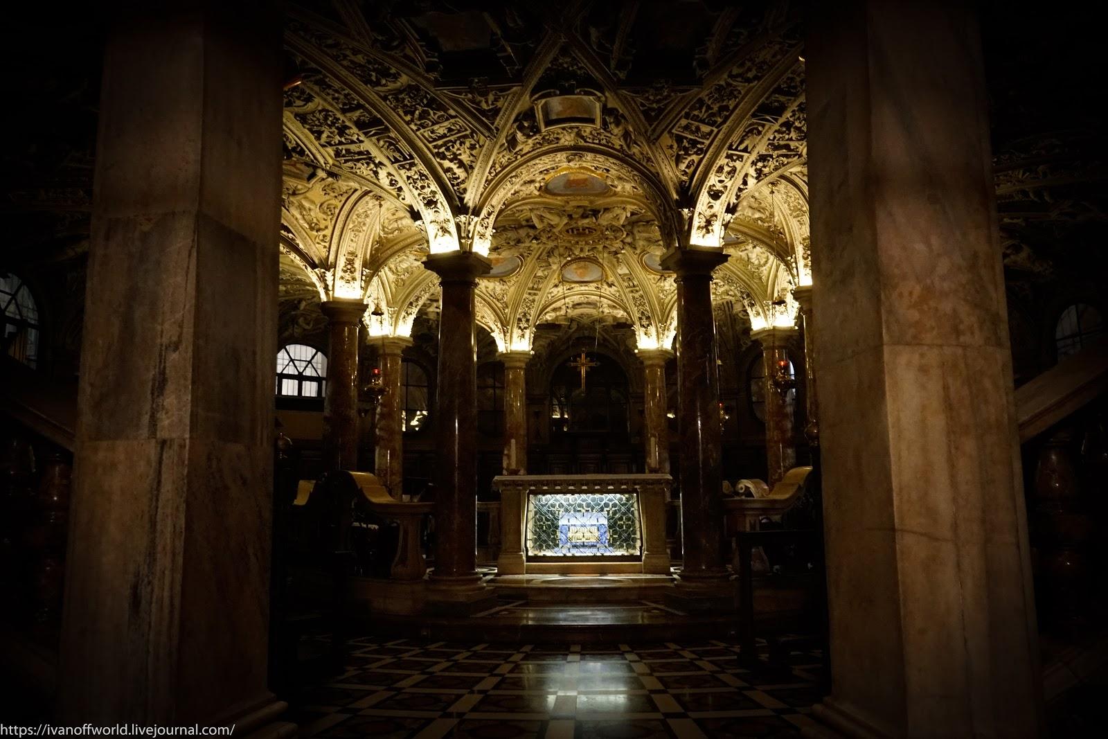 Склеп и гробница Сан-Карло Борроме