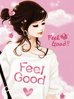 i like to feel good but not stupid