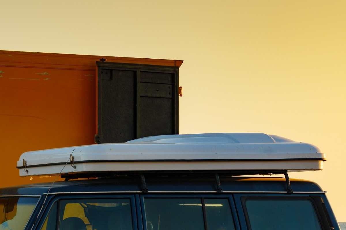 hardshell and softshell car roof tents