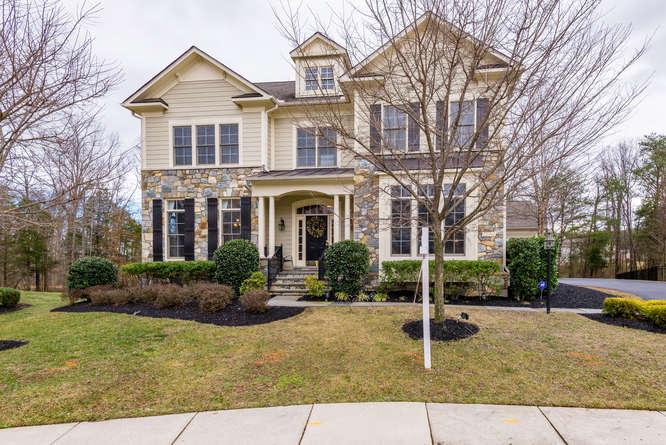 Single Family Home Dinah Place Leesburg VA