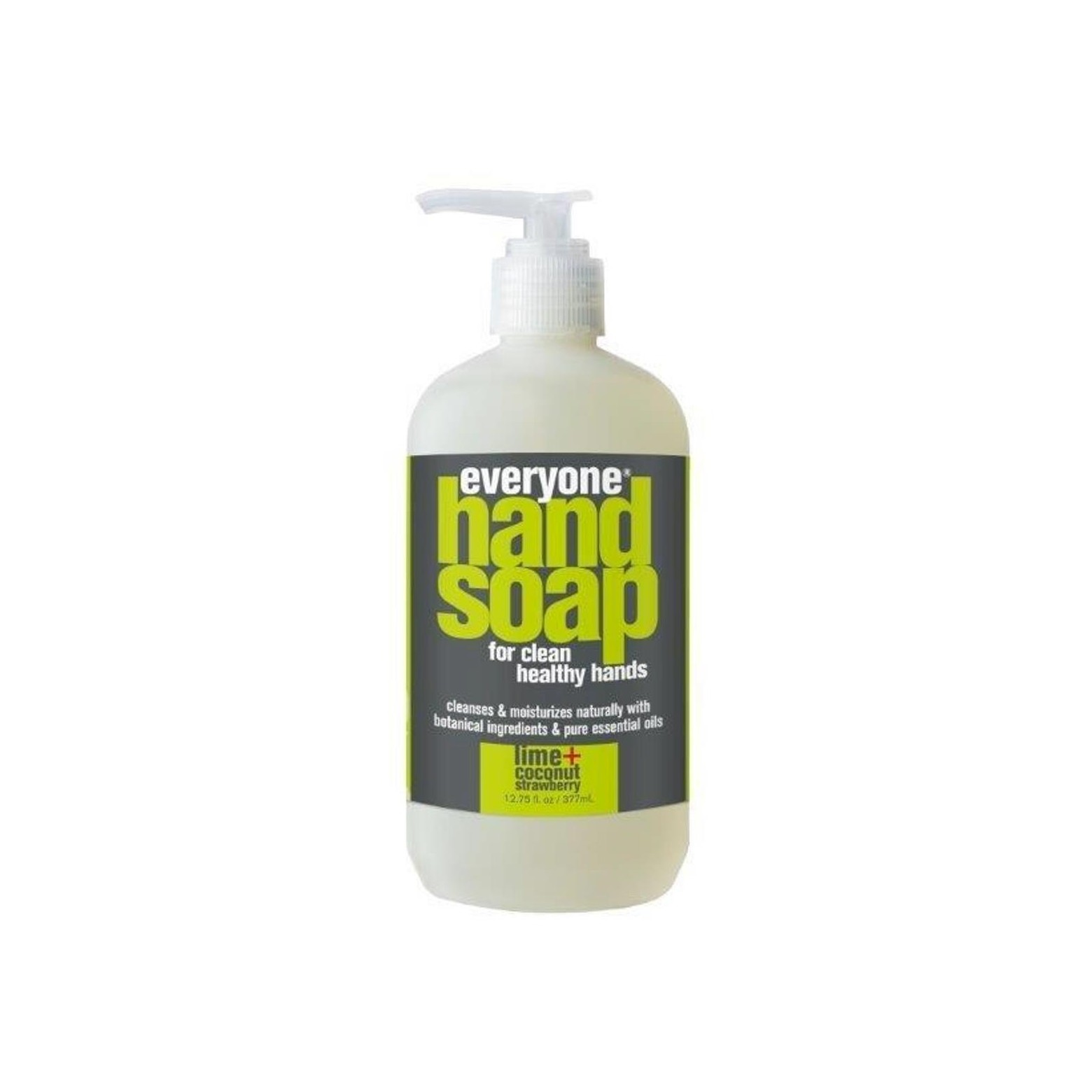 Everyone Lime Coconut Strawberry Hand Soap, 12 oz.