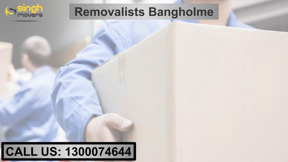 Removalists Bangholme