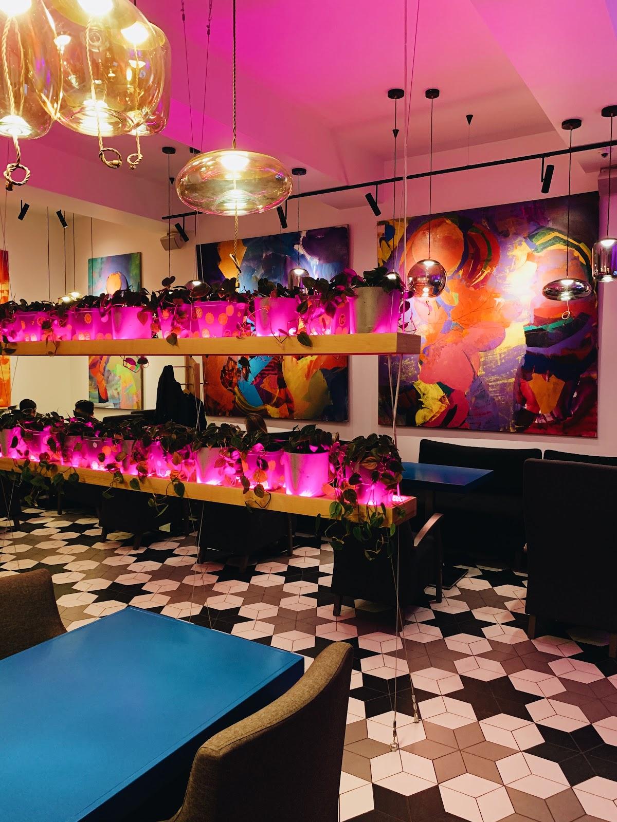 новые рестораны Харькова
